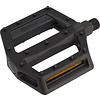 "Salt Junior V2 Pedals - Platform, Composite/Plastic, 9/16"", Black"