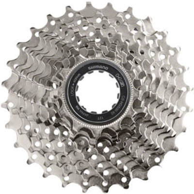 Shimano Deore M6000 CS-HG500 Cassette - 10 Speed, 11-25t, Silver