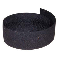 Cork Bar Tape Black