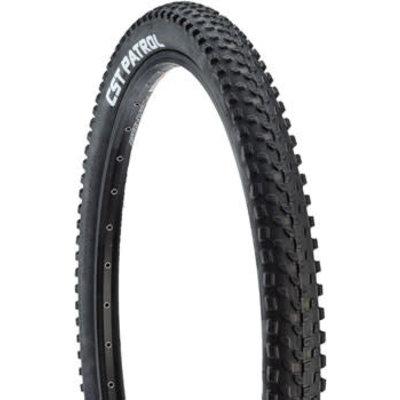 CST Patrol Tire - 26 x 2.1, Clincher, Wire, Black, 27tpi
