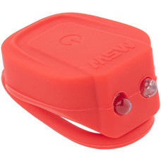MSW Mouse LED Taillight: Red