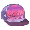 Salsa Purple Daze Trucker Hat - Purple, One Size
