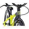 "Radio Raceline Cobalt Junior BMX Race Bike - 18.5"" TT, Black/Yellow"