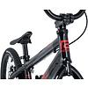 "Radio Raceline Xenon Expert XL BMX Race Bike - 20.25"" TT, Black/Silver"