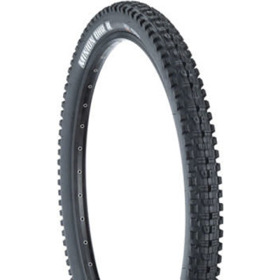 Maxxis Minion DHR II Tire - 24 x 2.3, Tubeless, Folding, Black, Dual, EXO