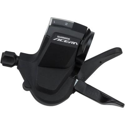 Shimano Shift Lever , SL-M3010-L, Acera 2-speed