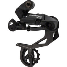 SRAM X3 Rear Derailleur - 7,8,9 Speed, Long Cage, Black