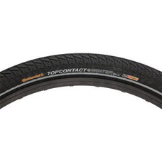 Continental Top Contact Winter II Tire - 26 x 2, Clincher, Folding, Black