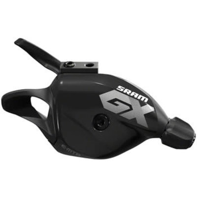 SRAM GX Eagle Trigger Shifter - Single Click, with Discrete Clamp, Black