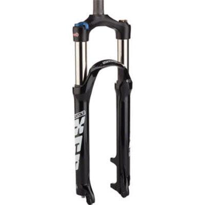 """SR Suntour XCR 32 Suspension Fork: 26"""", 1-1/8"""" Threadless Steerer, 100mm Travel, Disc, Black"""