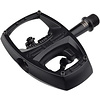 """iSSi Flip III Pedals - Single Side Clipless with Platform, Aluminum, 9/16"""", Black"""