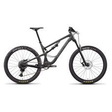 Santa Cruz 5010 Aluminum 27.5+ R+ Kit Mountain Bike 2020 Grey XL