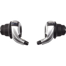 Shimano Tourney SL-RS45 3x8-Speed Twist Shifter Set