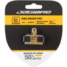 Jagwire Pro Semi-Metallic Disc Brake Pads - For Shimano S700, M615, M6000, M785, M8000, M666, M675, M7000, M9000, M9020, M985, M987