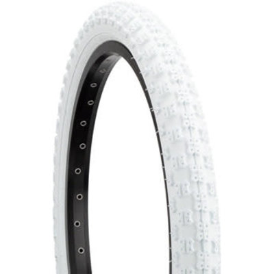 Kenda K50 Tire - 24 x 2.124, Clincher, Wire, White, 22tpi