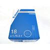 Giant Tube 18x1.75-2.10 Shrader Valve - 35mm