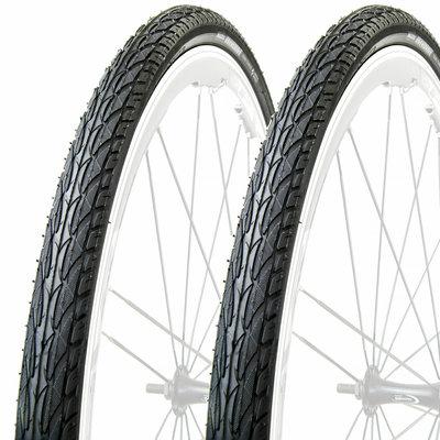 LHQ Bike Tire - Black - 700 x 38