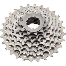 Dimension Cassette - 7 Speed, 11-28t, Silver