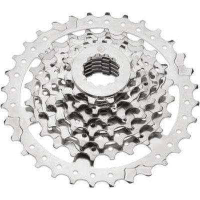 Dimension Cassette - 7 Speed, 12-32t, Silver, Nickel Plated