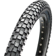 Maxxis Holy Roller Tire - 20 x 2.2, Clincher, Wire, Black, Single