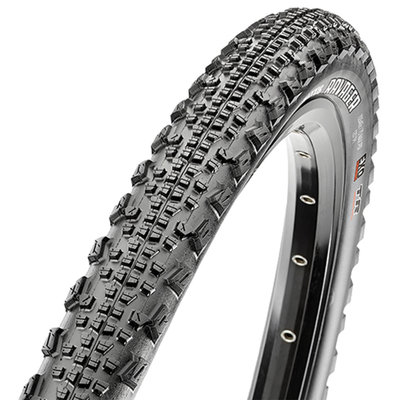 Maxxis Ravager Tire: 700 x 40c, Carbon Folding, 120tpi, Dual Compound, EXO, Tubeless Ready, Black