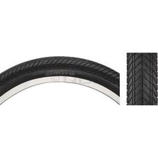 Maxxis Grifter Tire - 20 x 2.1, Clincher, Folding, Black, Dual, SilkShield