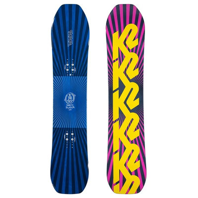 K2 Party Platter Snowboard 2021