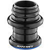 "Ritchey Logic 1-1/8"" Threaded Headset: EC30/25.4 EC30/26, Black"