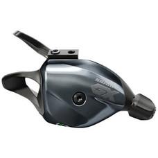 SRAM GX Eagle Trigger Shifter - Rear, 12-Speed, Discrete Clamp, Lunar