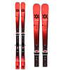 Volkl Deacon 80 Skis w/Lowride XL 13 FR GW Bindings 2021