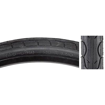 Sunlite Hybrid Touring Kwest Tire  26 * 1.5 Black Black