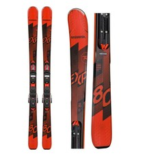 Rossignol Experience 80 CI Skis w/Xpress 11 GW Bindings 2021