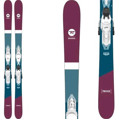 Rossignol Women's Trixie Skis w/Xpress W 10 GW Bindings 2021
