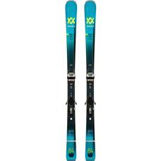 Volkl Deacon 84 Skis w/Lowride XL 13 FR  Vwerks Demo GW Bindings 2021