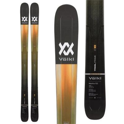 Volkl Mantra 102 Skis (Ski Only) 2021