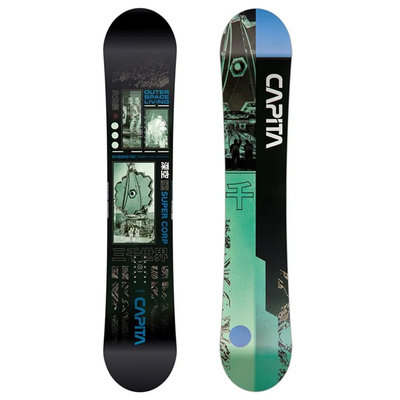 Capita Outerspace Living Snowboard 2021