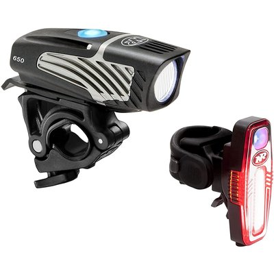 Niterider Lumina Micro 650 and Sabre 110 Headlight and Taillight Combo