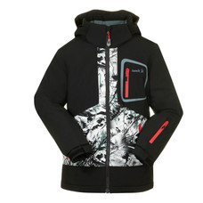 Kamik Boys' Ben Cred Jacket (KWB-5022) 2021