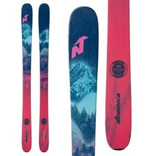 Nordica Women's Santa Ana 93 Skis (Ski Only) 2021