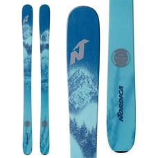 Nordica Women's Santa Ana 88 Skis (Ski Only) 2021