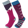Lorpen Kids' Merino Ski Socks 2-Pack
