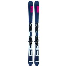 Elan Youth Leeloo LS Skis w/EL 10.0 GW Shift Bindings 2021