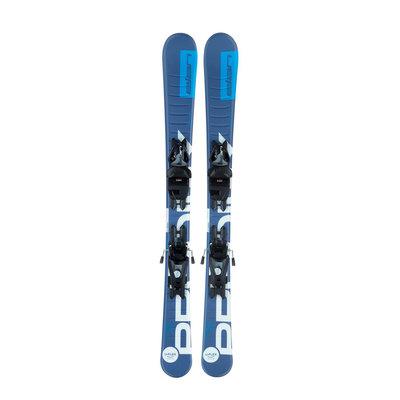 Elan Kids Prodigy Pro QS Skis w/El 4.5 GW Shift WB Bindings 2021