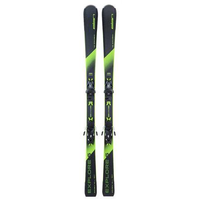 Elan Explore 6 Skis w/EL 9 GW Shift Bindings 2021