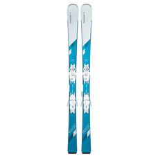 Elan Women's White Magic Skis w/ELW 9 Shift GW Bindings 2021
