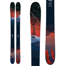 Liberty Origin 106 Skis (Ski Only) 2021