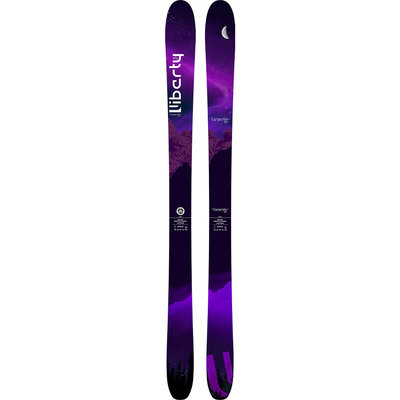 Liberty Women's Genesis 90 Skis (Ski Only) 2021