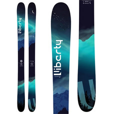 Liberty Women's Genesis 96 Skis (Ski Only) 2021