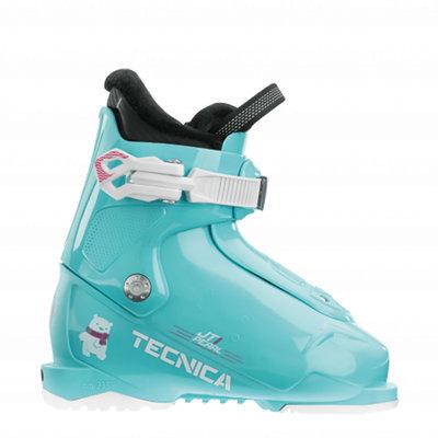 Tecnica Kids' JT 1 Pearl Ski Boots 2021