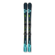 Fischer Women's RC One 78 GT Skis w/RSW 10 GW Powerrail Bindings 2021